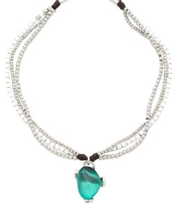 UNOde50 Green Fatal Attraction Pendant Necklace
