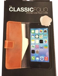 Handmade Pipetto London Iphone 5/5s Folio Case-Lifetime Warranty-Premium Leather Pipetto London Iphone 5/5s Folio Case