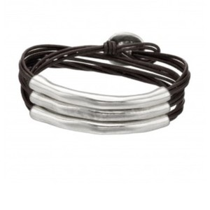 UNOde50 Not To Be Wrap Bracelet
