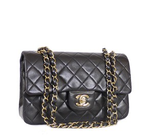 Chanel Flap Medium Timeless Chain Shoulder Bag