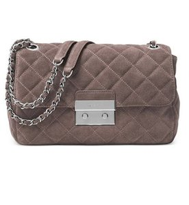 Michael Kors Sloan Quilted Leather Shoulder Bag