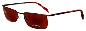 Lanvin Lanvin Paris Brown Metal Frame Sunglasses LV4102