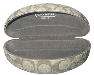 Coach Large Clamshell Sunglasses Case