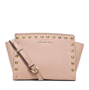 Michael Kors Selma Mini 190049151099 Messenger Cross Body Bag