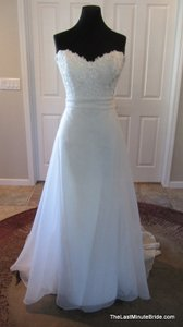 Mikaella Bridal 1759 Wedding Dress