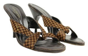 Louis Vuitton Damier Sandals