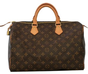 Louis Vuitton Speedy 35 Speedy 30 Speedy Lv Speedy Satchel in LV Monogram