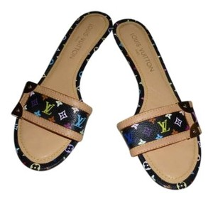Louis Vuitton Multi-color murakami Sandals