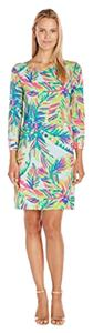 Lilly Pulitzer short dress Multi Island Time on Tradesy