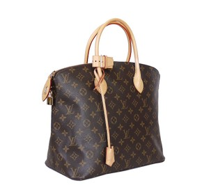 Louis Vuitton Tote Lv Lv Tote Satchel in Brown