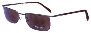 Lanvin Lanvin Paris Black Frame Metal Sunglasses LV4103
