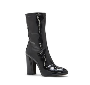 Vince Camuto John Camuto Aliyah Heel Patent Leather Vc black Boots