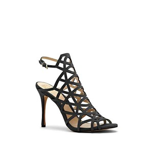 Vince Camuto Kristana Cutout High Heel black Sandals