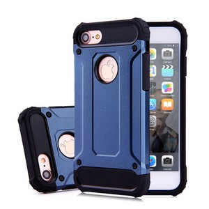 DISIANI DISIANI Slim Armor case for iPhone 7 Hybrid Armor Rugged Rubber Cases