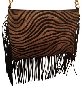 borse in pelle Fringe Adaptable Shoulder Bag