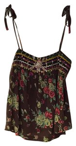Free People Top brown