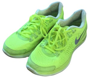 Nike neon yellow Athletic
