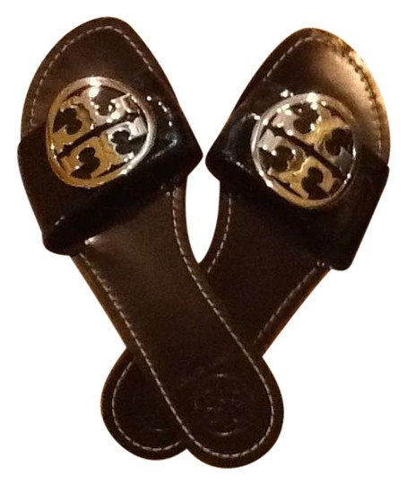 Preload https://item3.tradesy.com/images/tory-burch-black-patent-sandals-size-us-6-206702-0-0.jpg?width=440&height=440