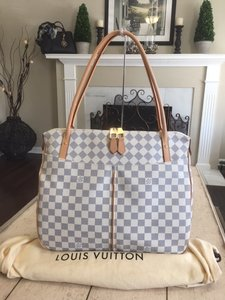 Louis Vuitton Figheri Totes Damier Handbags Shoulder Bag