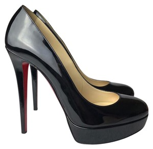 Christian Louboutin black BIANCA Pumps