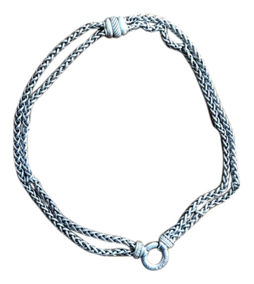 David Yurman Necklaces - Up to 70% off at Tradesy