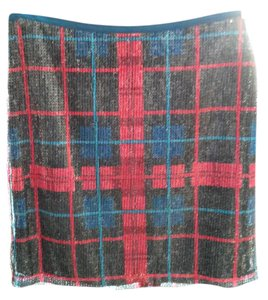 Tommy Hilfiger Plaid Skirt