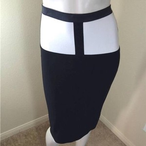 Boudicca Skirt Black/White