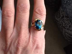 Other London Blue ring