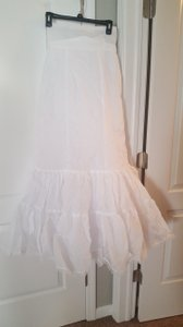 Nwt David's Bridal Fit And Flare Slip