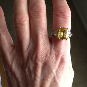 Other Yellow beryl Heliodor ring