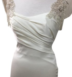 Casablanca Olive Wedding Dress