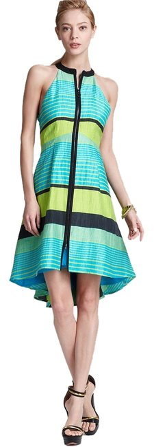 Nanette Lepore High-low Sun Day To Night Dress