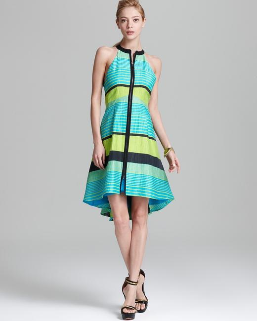Nanette Lepore High-low Sundress Day To Night Dress