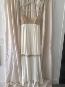 Angel Sanchez Angel Sanchez Grecian Gown. Mint Condition. Size 8. Wedding Dress
