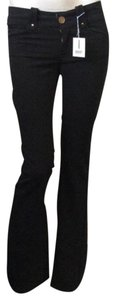 Bishop of Seventh Boot Cut Pants Black