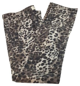 Isabel Marant Straight Pants print