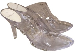 Nina Pageant clear Mules