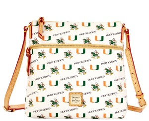 Dooney & Bourke Hurricanes Miami A64mmwh Cross Body Bag