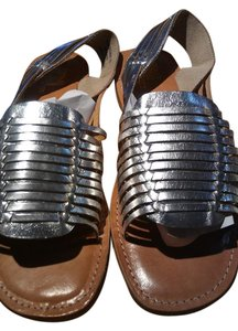 Dirty Laundry SILVER Sandals