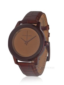 Michael Kors NEW WOMENS MICHAEL KORS (MK2457) KINLEY COPPER BROWN LEATHER WATCH