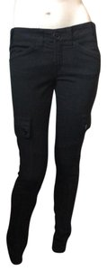 Billy Blues Skinny Pants Black