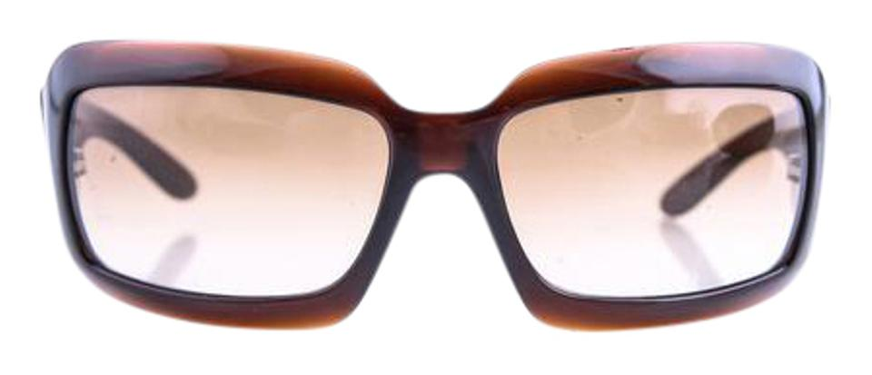 4f69fd490f Chanel Brown 5076-h Sunglasses - Tradesy