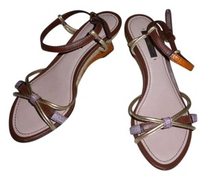 Louis Vuitton Multi-color leather Sandals