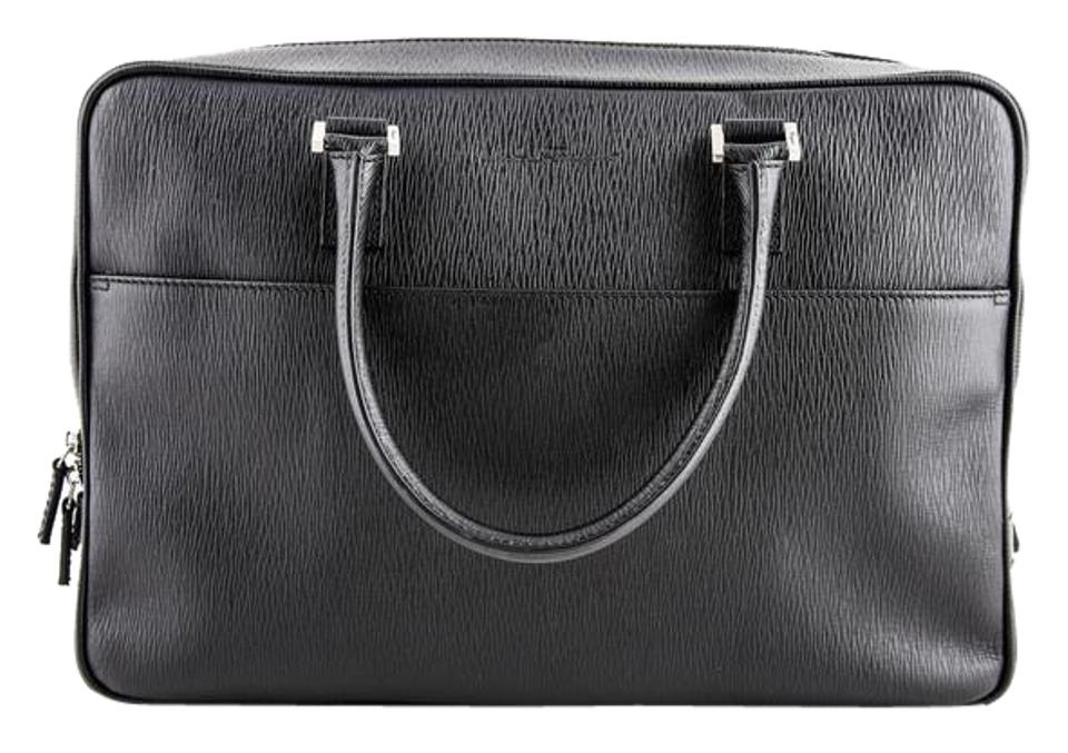 a41cabbf0ef8 Salvatore Ferragamo Revival Single-gusset Briefcase Weekend Travel ...