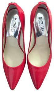 Michael Kors red Pumps