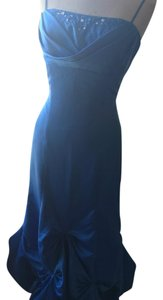 Masquerade Mermaid Polyester Sequin Formal Prom Dress