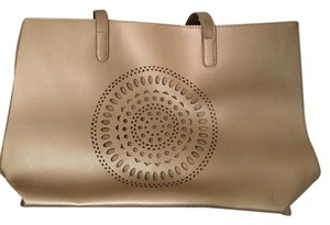 Neiman Marcus Tote in Gold