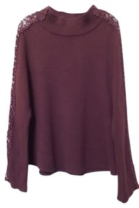 Anthropologie Knitted Knotted Tunic Xl Sweater