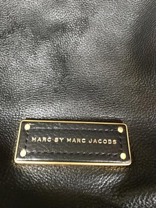 Marc by Marc Jacobs Leather Pebbled Leather Too Handle Hobo Bag