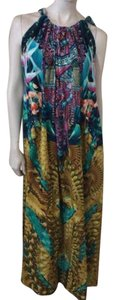 Multicolor Maxi Dress by Camilla